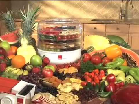 Ronco Food Dehydrator Youtube