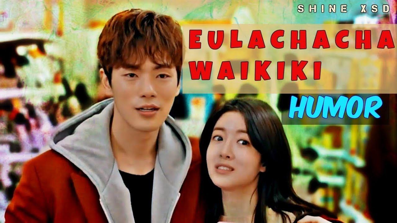 Son Seung Won: Eulachacha Waikiki HUMOR MV