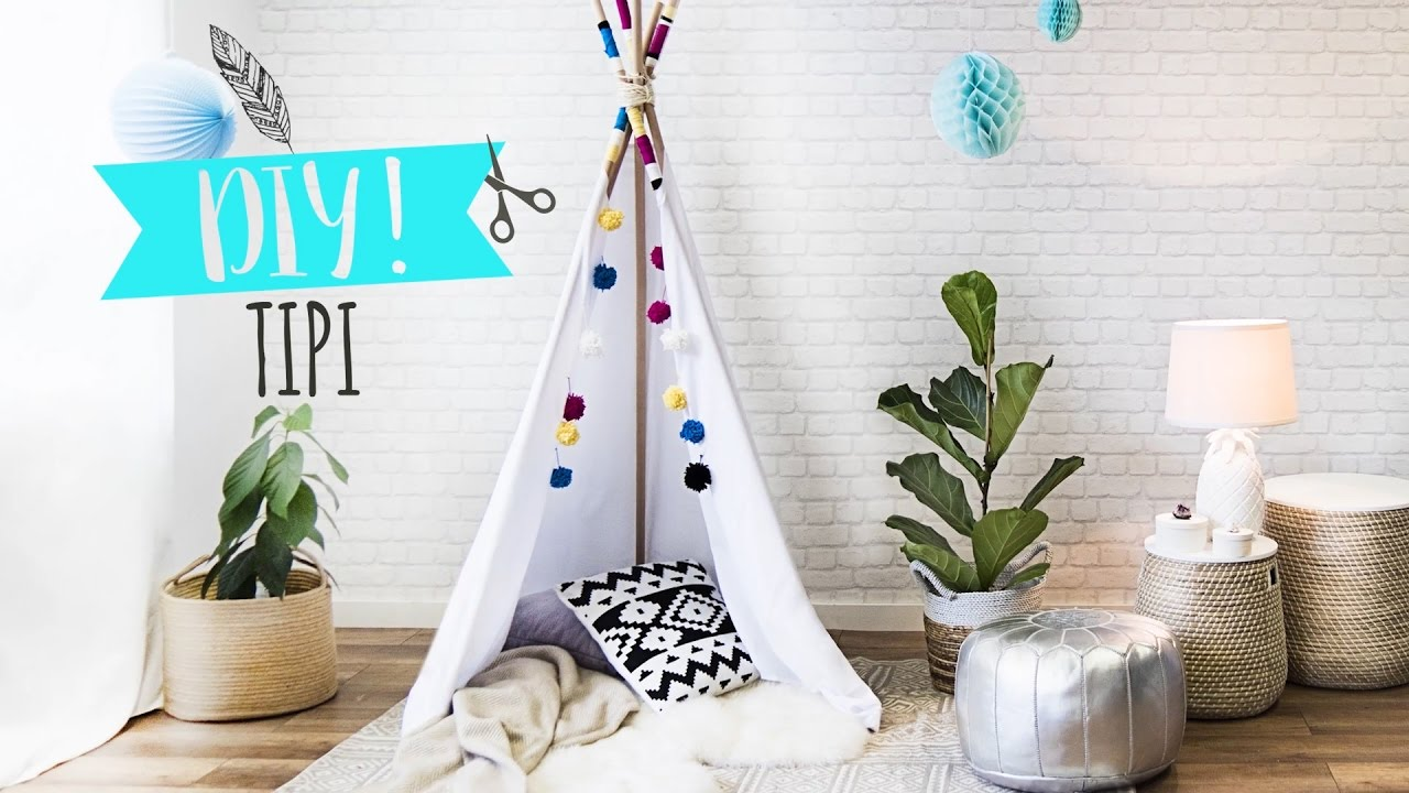 Tipi Diy Westwing Diy Tipps Youtube