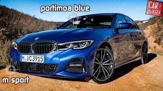 INSIDE the NEW BMW 330i M SPORT 2019 | Interior Exterior DETAILS w/ REVS