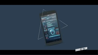 JARVISQ IRON MAN UI - UCCW skin ( Android Theme )