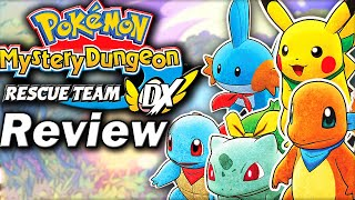 Pokémon Mystery Dungeon: Rescue Team DX Review (Video Game Video Review)