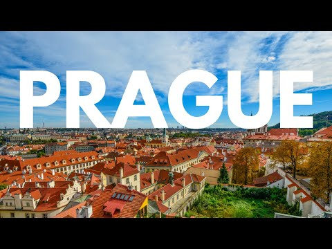 My Trip to Prague, Czech Republic [2015]