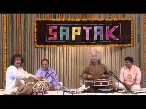 Saptak Annual Music Festival - 2014 - Ptmar Sharma & Ustd. Zakir Hussain