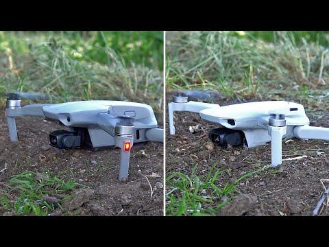 DJI Mavic Air 2 vs. Mini - Lohnt sich das Upgrade zum doppelten Preis? Vergleich! DEUTSCH