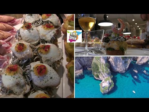 Pincho Tasting Tour in Santander, Northern Spain's culinary haven