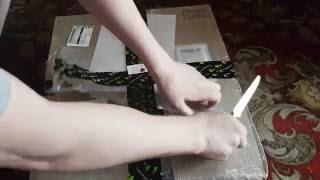 распаковка с сайта 6pm.com с доставкой от GlobalKasta