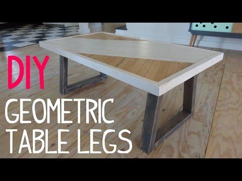 4 Inch Metal Como Table Leg Replacementtablelegs Com Doovi