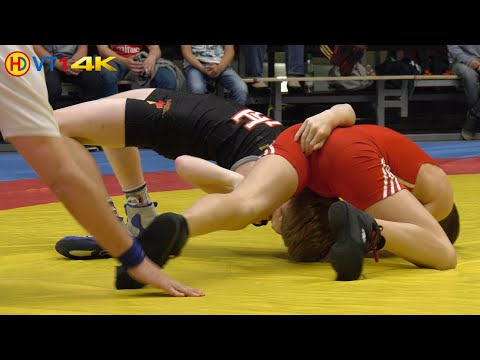 🤼 | WRESTLING | Friendship Fight (Freestyle) - 95 lbs | ISAAKIDIS, O. (GER) vs. NOLAN, K. (USA)