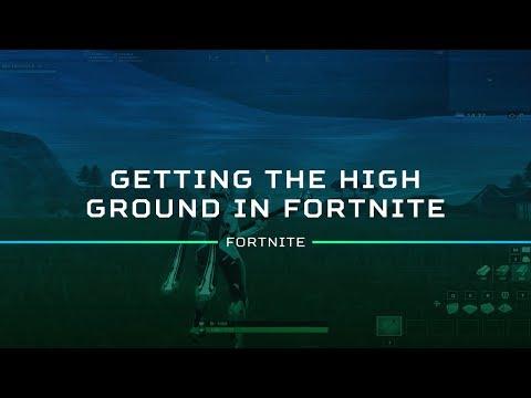 Getting the High Ground in Fortnite with FaZe Jaomock | FaZe Clan | Training Room by Predator