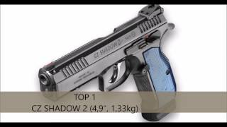 OFFICIAL FAST REVIEW / THE BEST TOP TEN 10 / 9MM PISTOLS AND HANDGUNS / WORLD - EUROPE 2017 2018