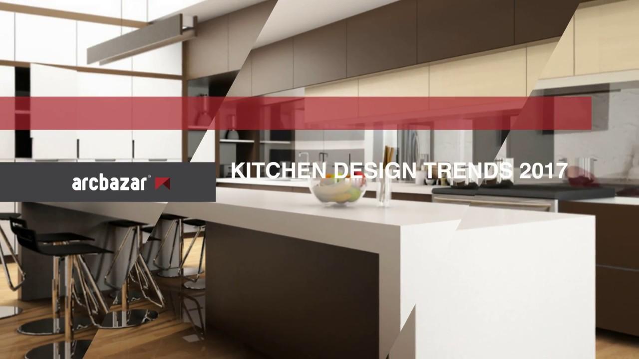 Contemporary design ideas defining 12 modern kitchen trends 2017 - Kitchen Design Trends 2017 Kitchen Design Trends 2017