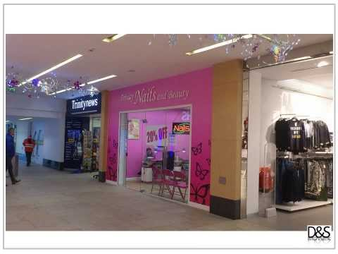 Retail interior design specification project management Leeds Yorkshire