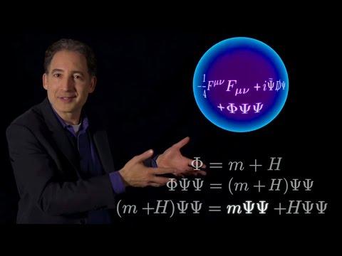 Brian Greene explains some math behind the Higgs Boson