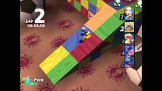 Micro Maniacs Racing (PSX)