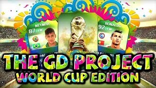 THE GD PROJECT | WORLD CUP EDITION!