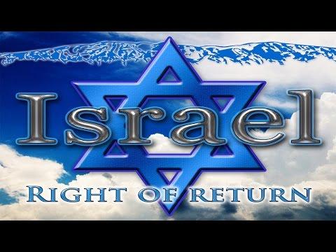 Israel - Right Of Return
