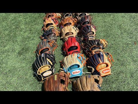 *2020* Baseball Glove Collection!