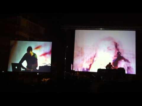 NODE FESTIVAL 2012: LAPALUX live