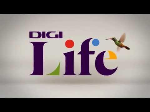 DIGI Life és DIGI World promo