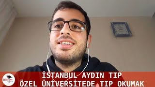 İstanbul Aydın Üniversitesi Tıp Fakültesi Tanıtımı   ÜnilidenÖğren (2018)