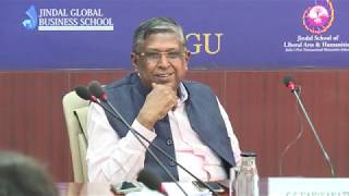 Guest Lecture by Mr. C.S. Vaidyanathan, Senior Advocate, Supreme Court of India
