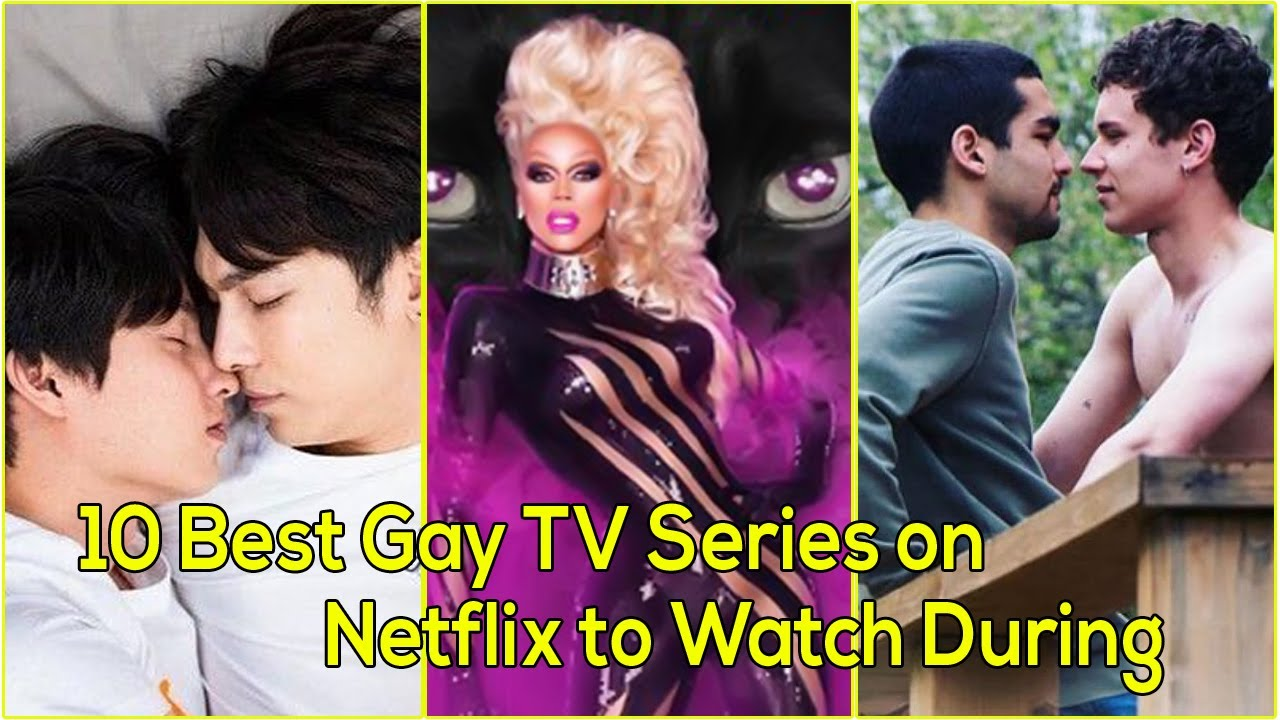 Download 10 Best Gay TV Series on Netflix to Watch During
