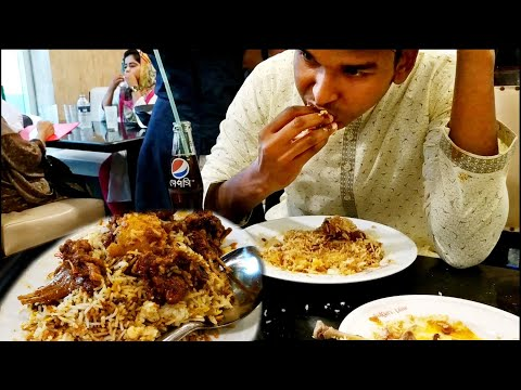Sultan's Dine Kacchi Biryani - Best Mutton Biryani In Dhaka - Popular Food(Biryani) Tour In Dhaka