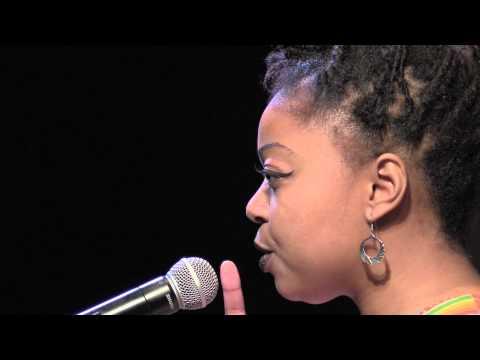 """Women of the World Poetry Slam Finals 2015 - Jillian Christmas """"Black Feminist"""""""