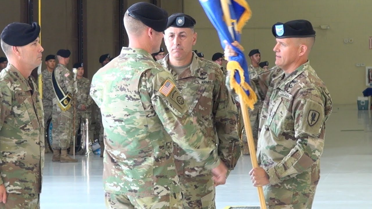 Fort Report 2-13th Aviation Change of Command