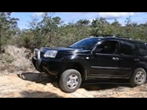 nissan xtrail offroad in australia 39 s bush youtube. Black Bedroom Furniture Sets. Home Design Ideas