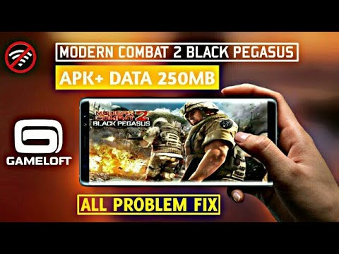 (2019)Modern Combat 2 Download In Any Android Phone|Apk Data Only 250mb|with Gameplay|हिंदी में