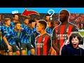 MILAN vs INTER Derby | Lukaku Ibrahimovic *invertiti*