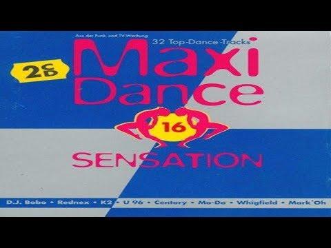 Maxi Dance Sensation 16