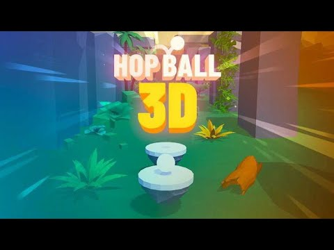 This Game Is Realy Fun Hop Ball 3D