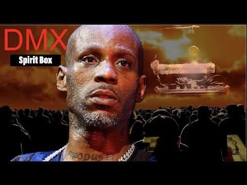Download DMX Spirit Box Session - This Is A Must Watch!