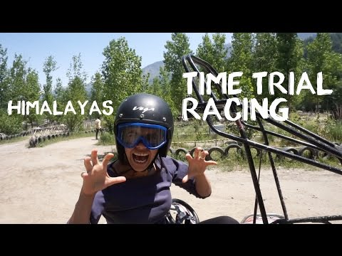 Time Trial Indian Himalayas Travel Vlog