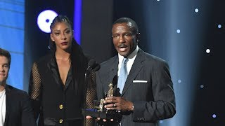 Dwane Casey Wins Coach of the Year Award - 2018 NBA Awards