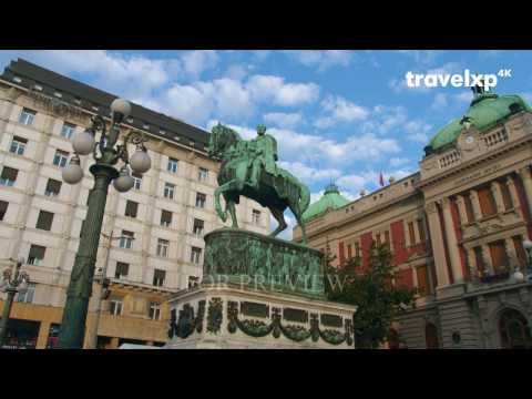 Backpack - Serbia