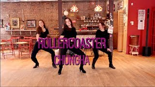 [K-MONTREAL] 청하 (CHUNGHA) - Roller Coaster Dance Cover