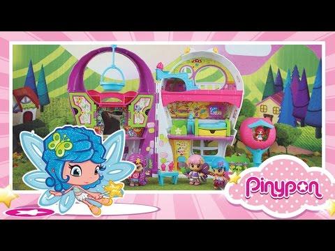 La cabane secrte des fes Pinypon !