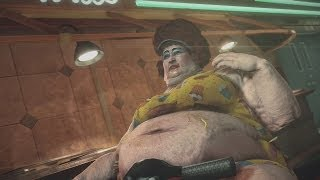 Dead Rising 3 - Darlene Boss Fight Psychopath Xbox One Gameplay