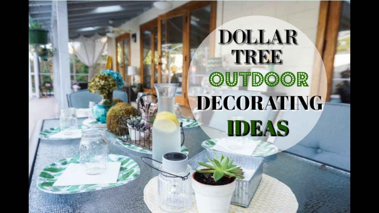 Dollar Tree Decorating Patio Amp Outdoor Dollar Tree Summer