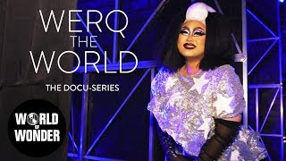 "WATCH TOMORROW: WERQ THE WORLD Exclusive Clip ""Kim Chi"" - Shade"