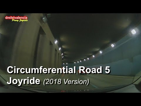 Pinoy Joyride - Circumferential Road 5 / C5 Road Joyride (2018 version)