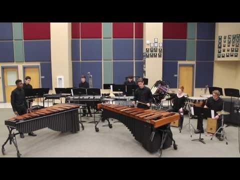 O'C Percussion Ensemble- 2017 | Catching Shadows