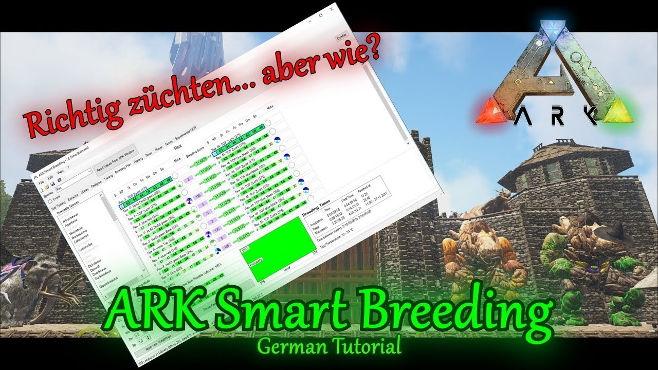 ARK - German Tutorial -
