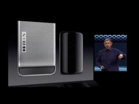 Apple WWDC 2013 Keynote - Mac Pro (full length) [HD]