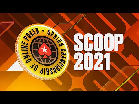 SCOOP 2021 $10K NLHE Main Event, $5M Gtd - Final Table Repla