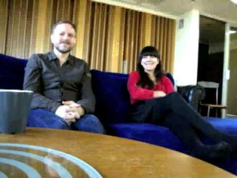 E9 Underground @Reykjavik: interviews with Valgeir Sigurðsson and Hildur Maral Hamíðsdóttir